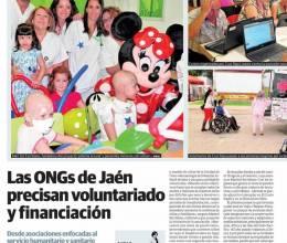 Ideal Jaén ONGs